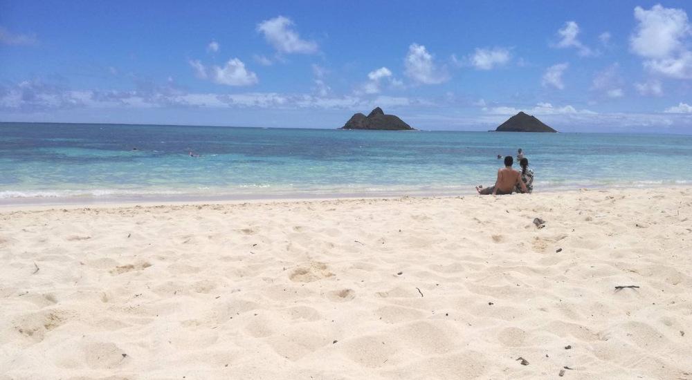 2018年8月ハワイ